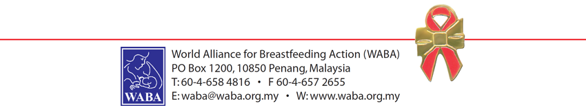 World Alliance for Breastfeeding Action (WABA)